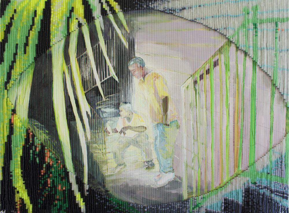 """""""Pastel Portrait, Terry & NJ"""""""