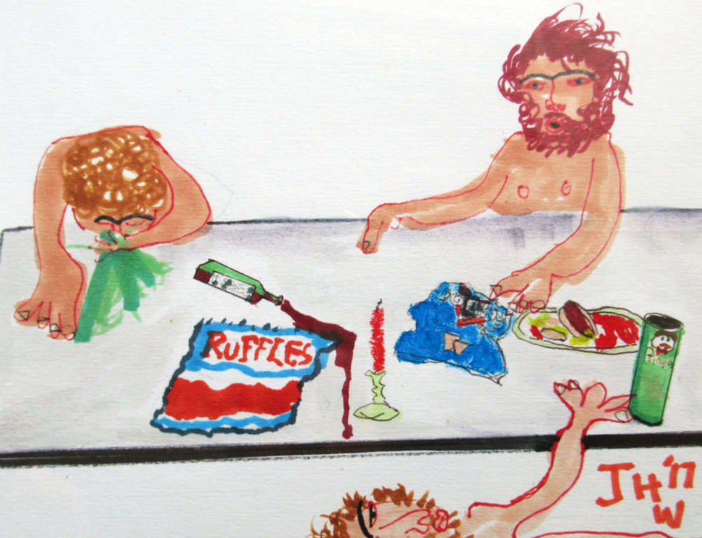 """""""Junkfood Party"""""""