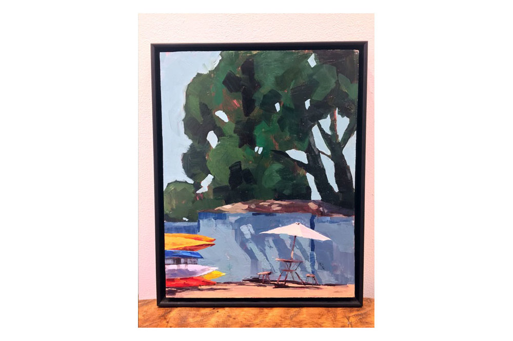 Kayaks & Umbrella     Original price $1450