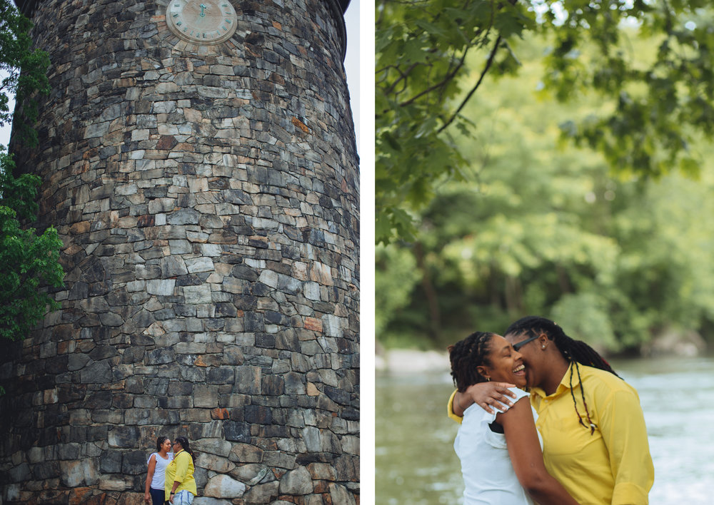 rockford park engagement photography delaware
