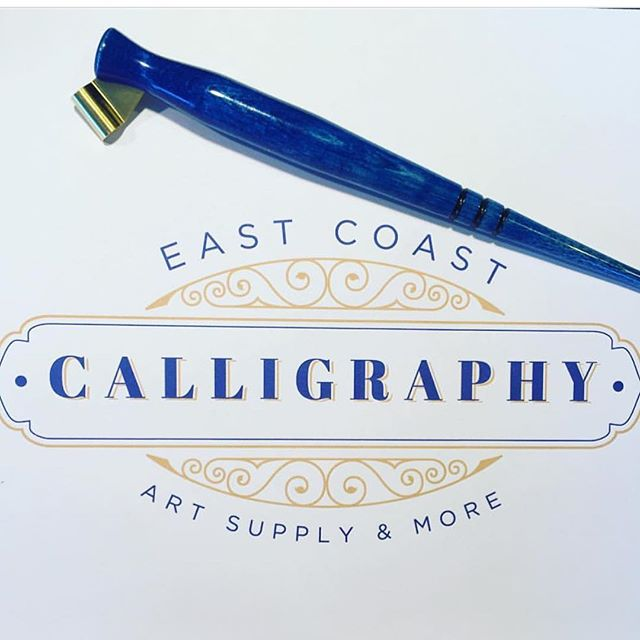 We're getting a calligraphy store in the area!  #eastcoastcalligraphy #eastcoastcalligrapher