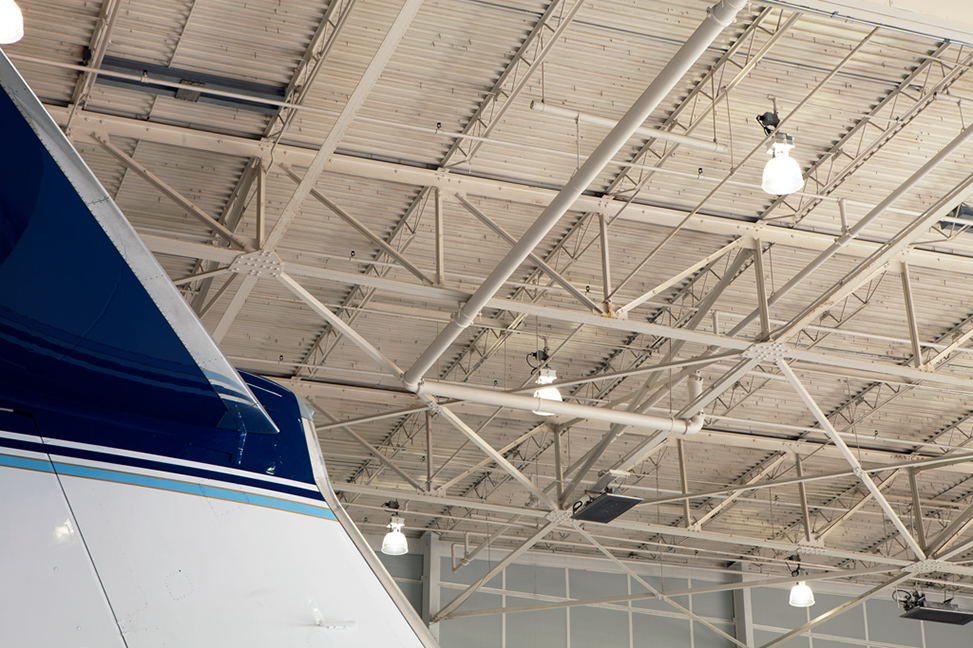 Featured Aircraft Hangar