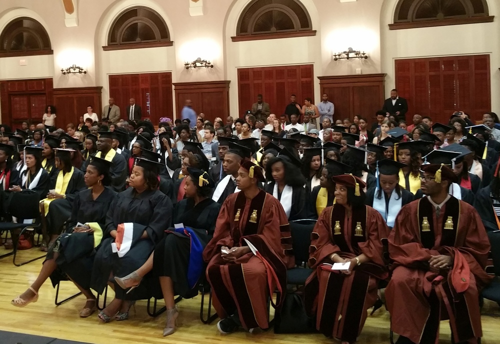 A very proud moment for Black students and their families at UT Black Graduation ceremony.