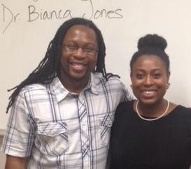 Dr. Bianca Jones