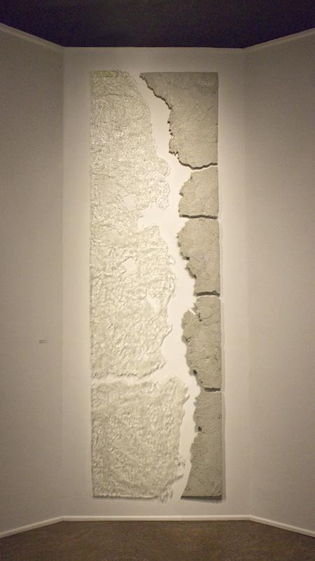 Marina-Fridman-art-installation-concrete-and-resin