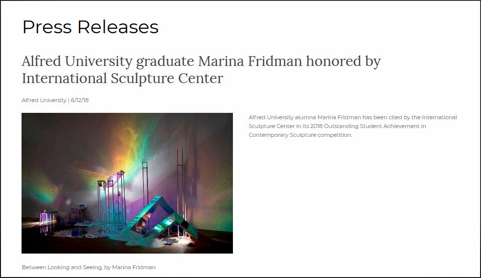 International-Sculpture-Center-Marina-Fridman