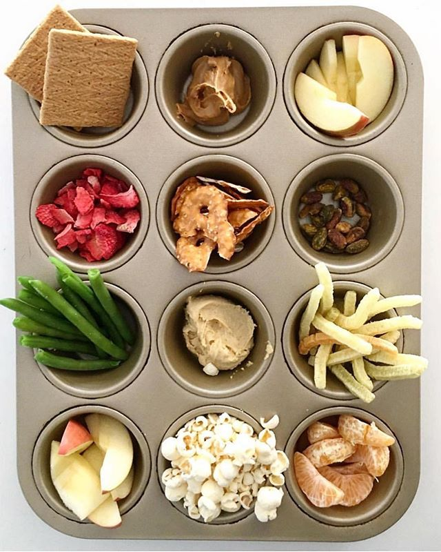 "Reposting @registereddietitianapproved:⠀ ⠀ Absolutely love this idea!! ⠀ ...⠀ ""What would you put in your snack tray?⠀ ・・・⠀ From @theclinicdietitian & @chikidsfeeding 🔛 @registereddietitianapproved⠀ ・・・⠀ SNACK TRAYS in fun containers for kids are a fabulous way to incorporate the little ones into an adult's evening wind-down ritual (A glass of vino 🍷🧀with cheese anyone?) but also helpful for picky eaters. 👶🏼👶🏽👶🏻 __⠀ An assortment of snacks including known accepted foods side-by-side new foods can de-stress new exposures and shake up inevitable food ruts. Can I get an #Amen?⠀ __⠀ 🍇My tips for building the perfect snack tray as evidence by @chikidsfeeding amazing smorgasbord!:⠀ 🔹Incorporate as many colors and textures as you can⠀ 🔹Add a mix of proteins, fats, and carbs: one slot can be for a dip like nut butter⠀ 🔹Sweets dont have to be off limits, but notice your child's inner cues of self regulation and notice the order in which they choose each food⠀ 🔹Ensure all foods are safe and non choking-hazards⠀ 🔹Don't forget to have fun and make a game out of this activity!""⠀ ⠀ #nutrition #dietitian #lifestyle #healthy #healthyfood #healthylifestyle #health #foodie #food #foodstagram #healthwins #winning #yummy #yum #realfood #instayum #f52grams #feedfeed #feedfeast #eats #instadaily #mylife #instagood #instafood #fresno #clovis #everydayhealthwins"