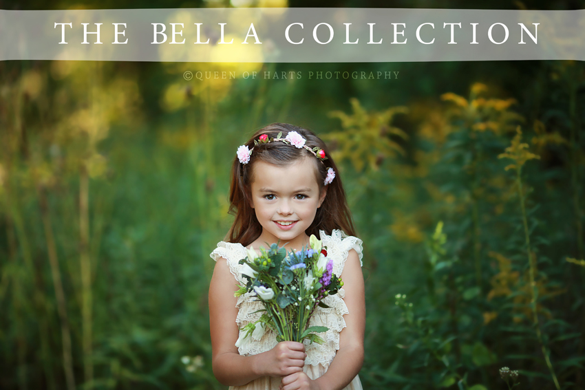 The Bella Collection Photoshop Action Set