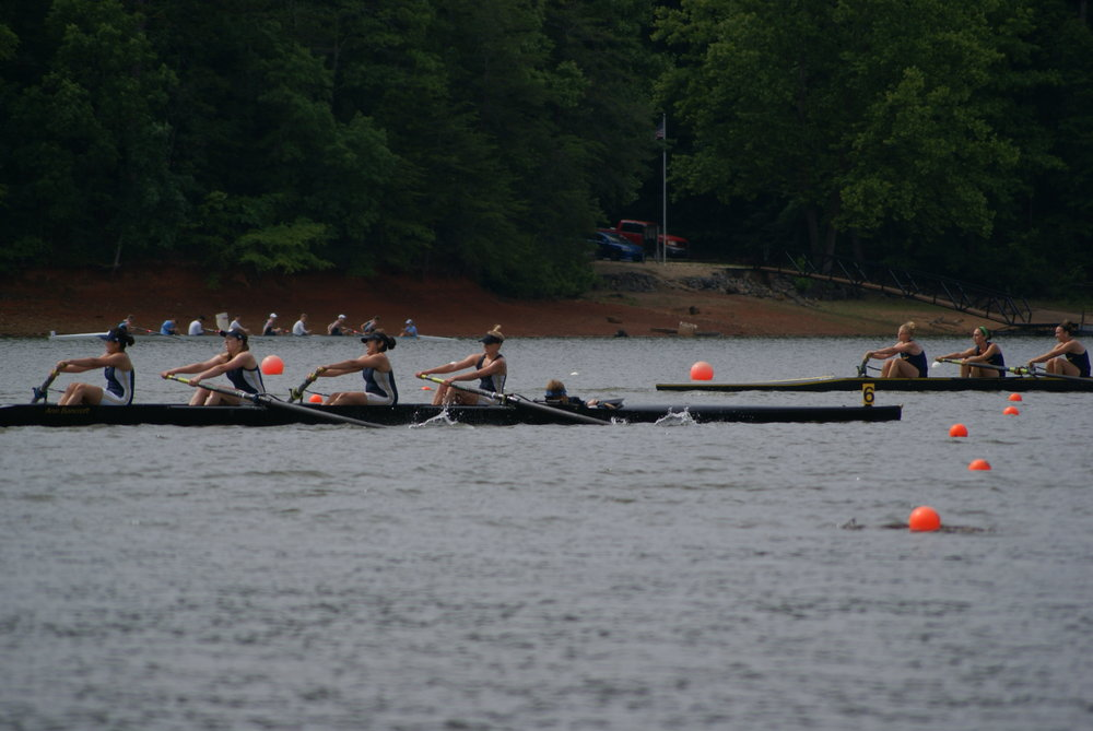 Novice 4+ takes 5th in the B final