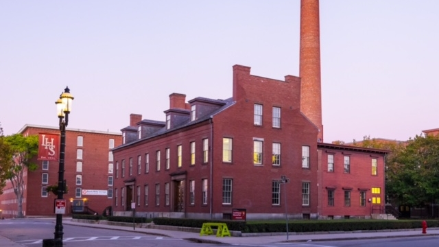 Lowell National Historic Park