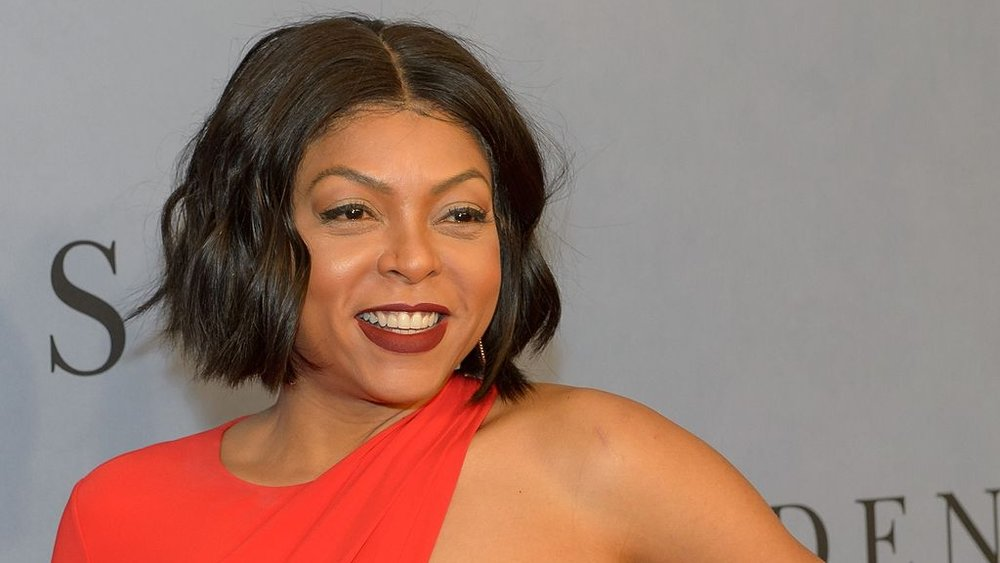 Actress Taraji P. Henson (photo thanks to Wikipedia user Bill Ingalls/NASA, some rights reserved).