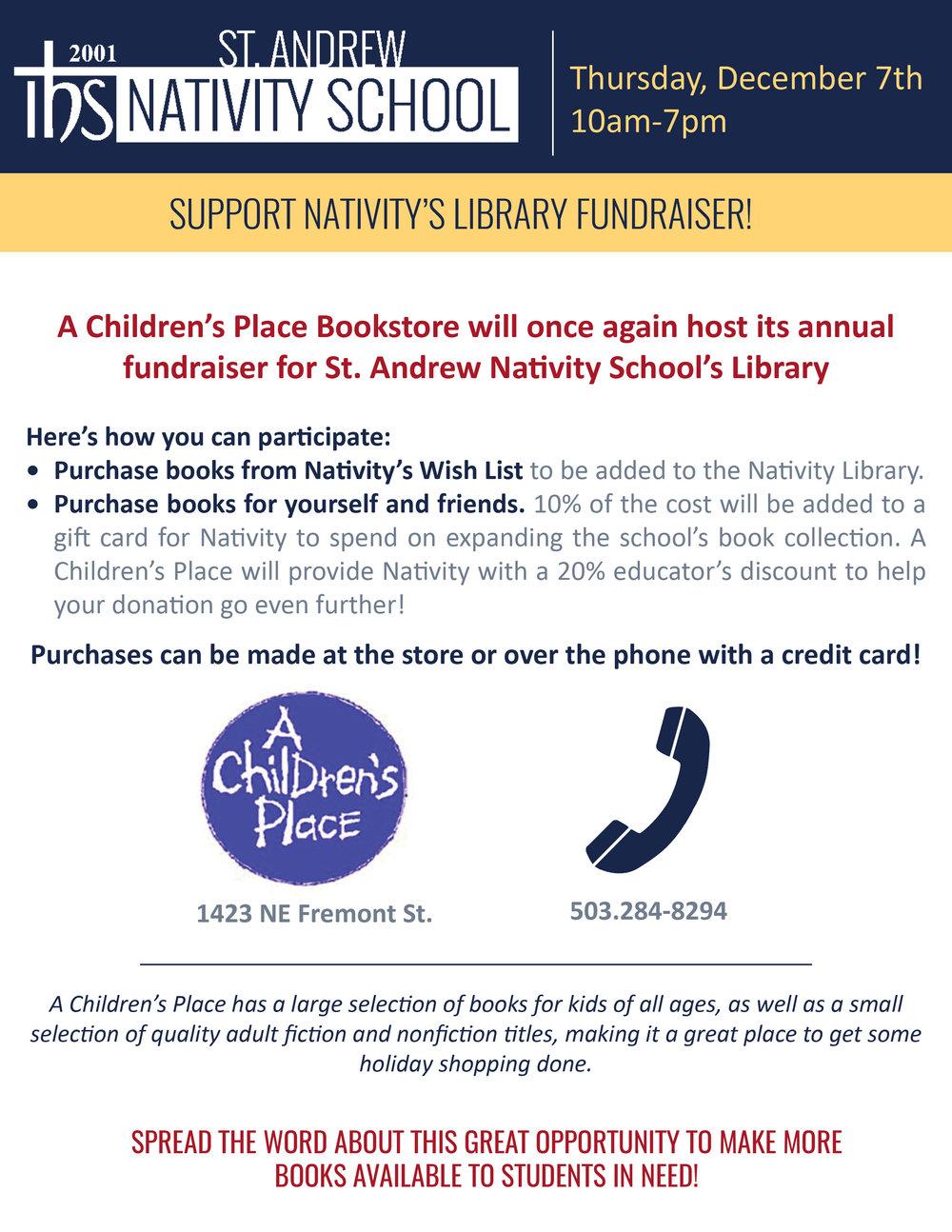 A Children's Place Fundraiser Poster 2017.jpg