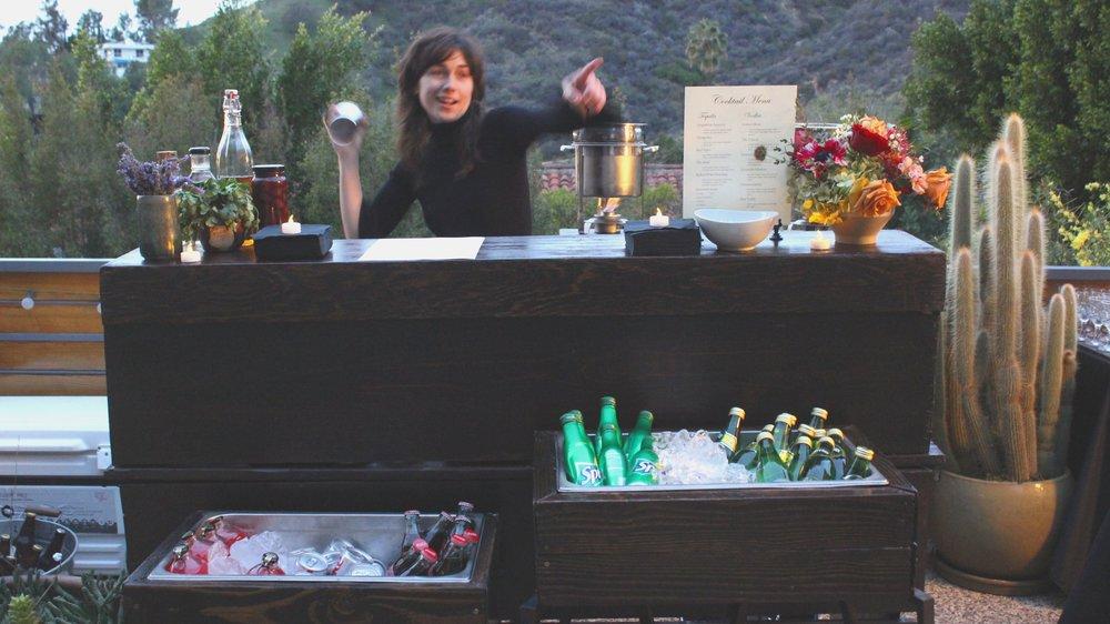 Bartenders -