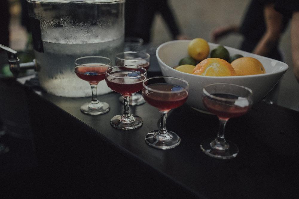 Signature Cocktails -
