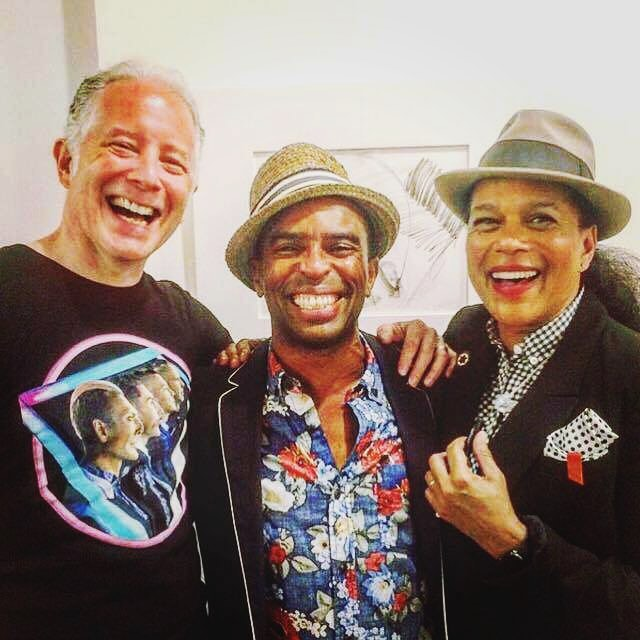 We're inspired to make ska music by Pauline Black and @theselecterofficial #theselecter #2toneska #2tonerecords #ska #rudeboy #rudegirl #musicalinspiration @dreamcarmusic #trilbyhat #porkpiehat #dubpop #paulineblack @rudeboyroger1 @marcoonthebass