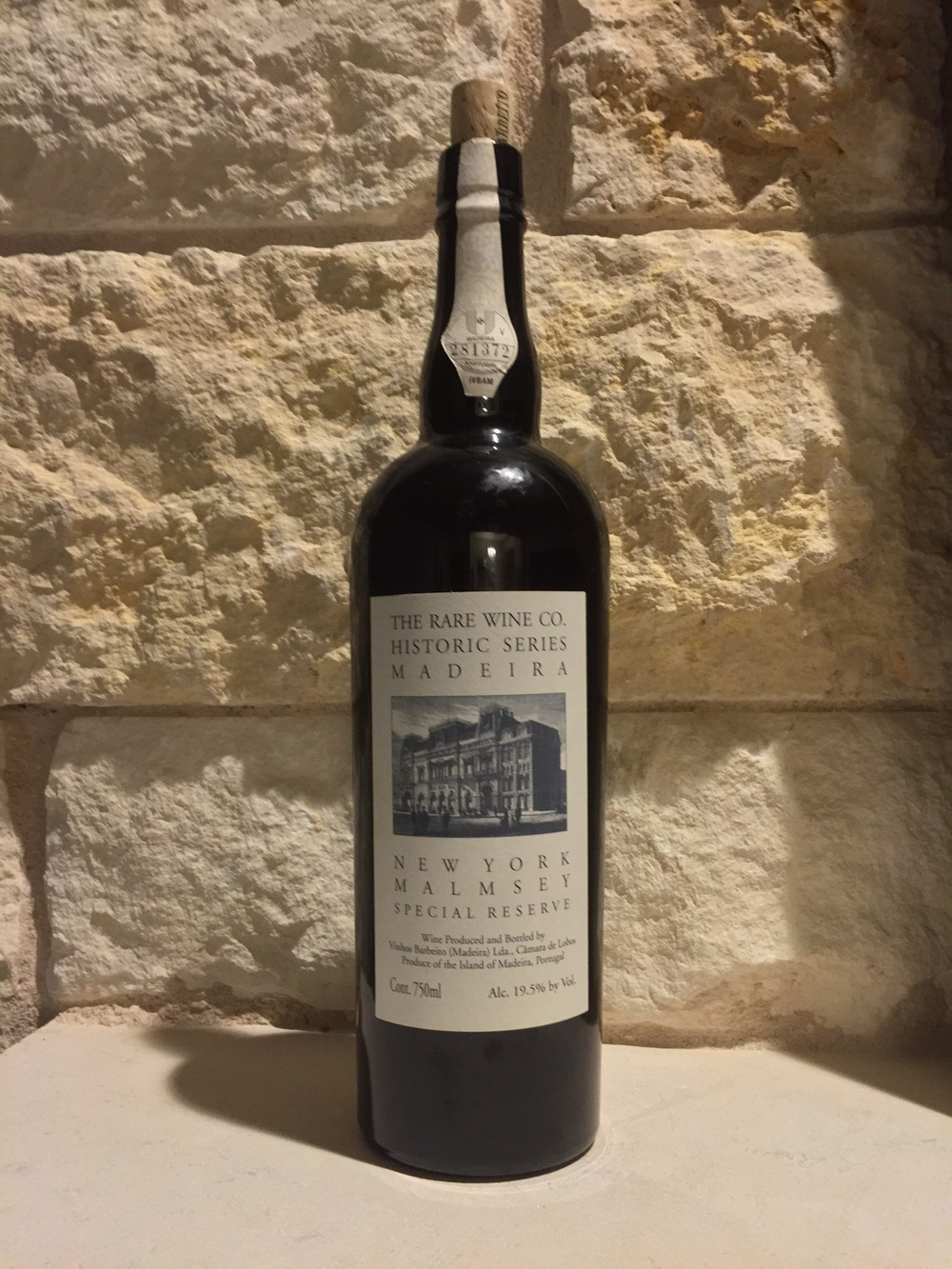 fortified wines Fortified wines, technically, are wines that have additional alcohol added to a finished wine in the form of brandy if you want to make a port out of this wine, the easy way would be to pick up some brandy and start adding it until it tastes good to you.