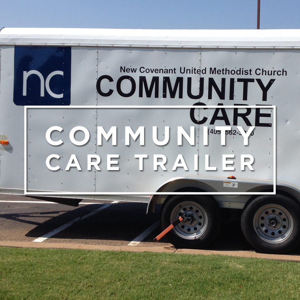 Community Care Trailer