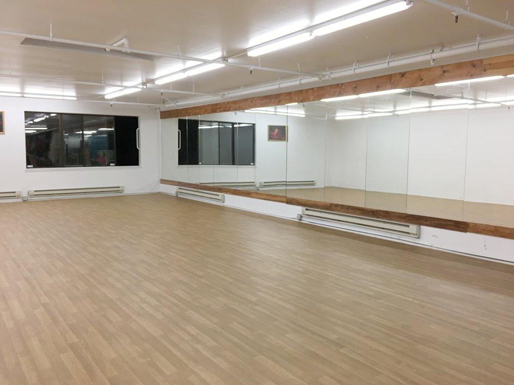 Dance Studio - approx. 1,500 sq. ft