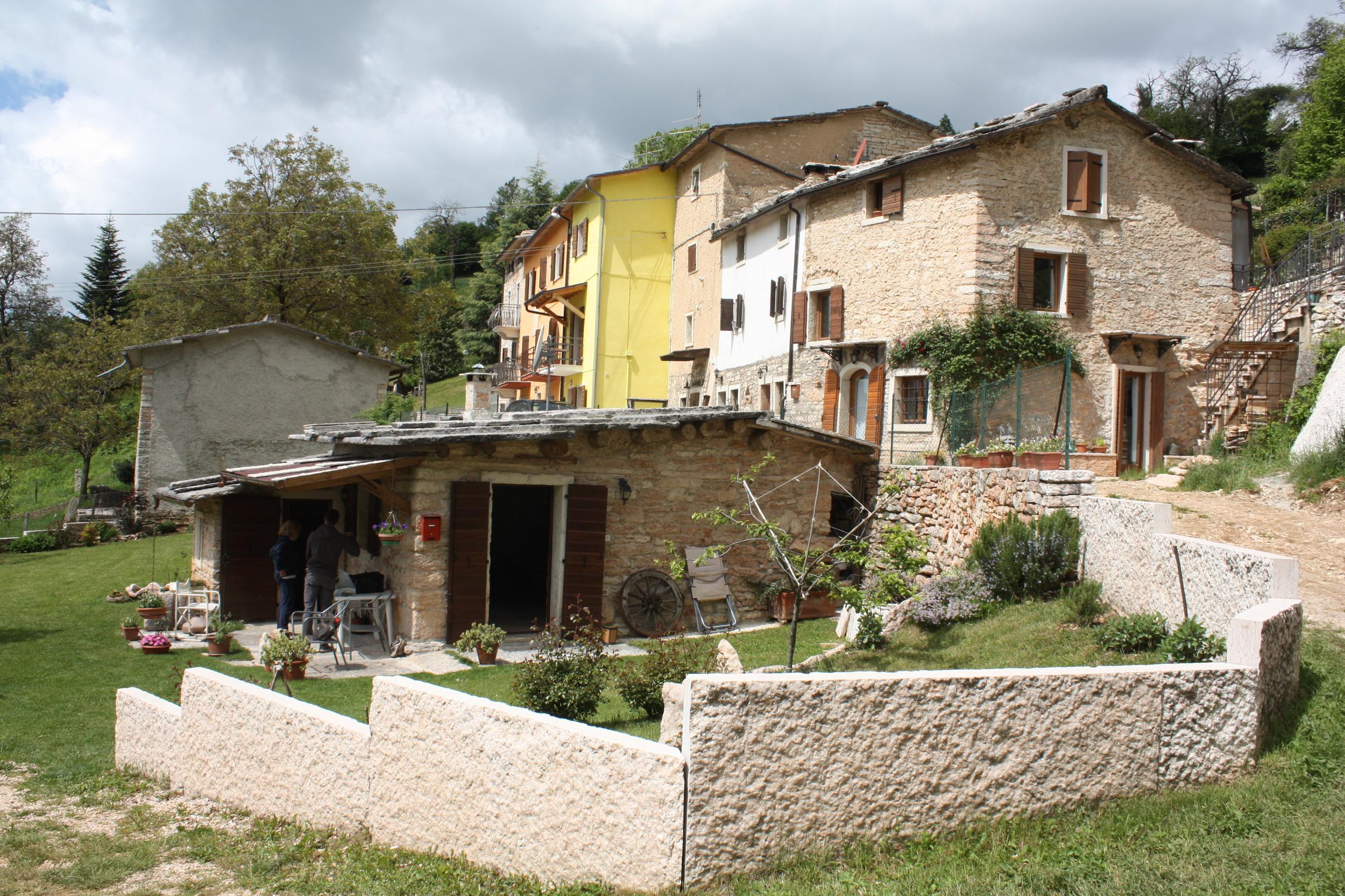 Nuovo progetto di ampliamento a Sant'Anna d'Alfaedo (Vr)