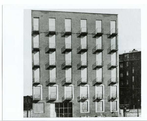Edificio per abitazioni