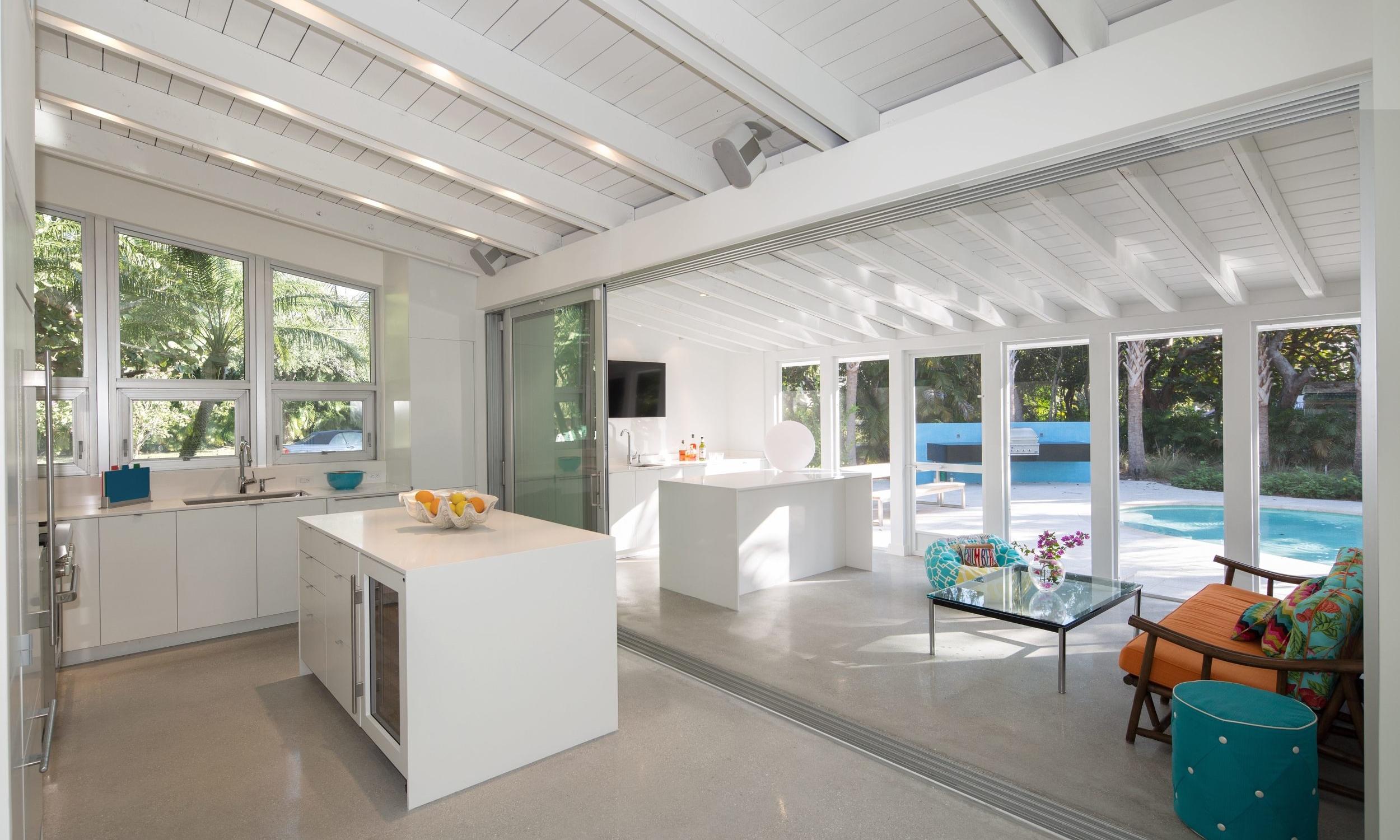 Hypoluxo Island Residence 1 - AIA Award — Silberstein Architecture
