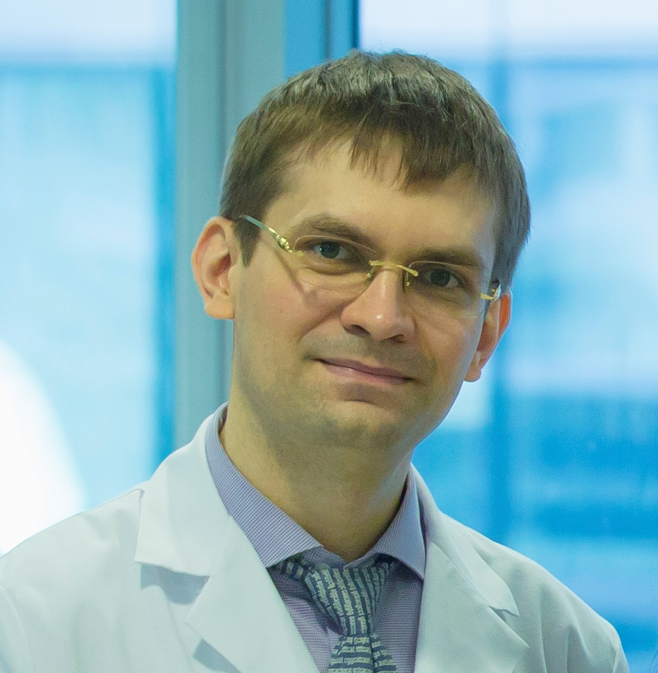 Alex Zharavonkov
