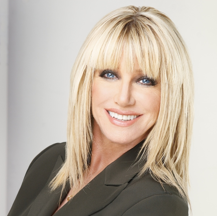 Suzanne Somers - Best selling author. Co-founder ForeverHealth.com. Partner in Lifewave Technology & Medical Energetics. Lecturer & Entertainer. Entrepreneur.
