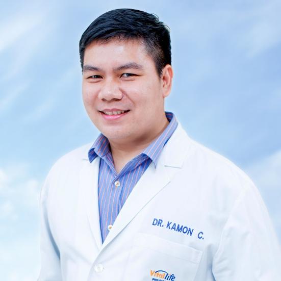 Dr Kamon Chaiyasit