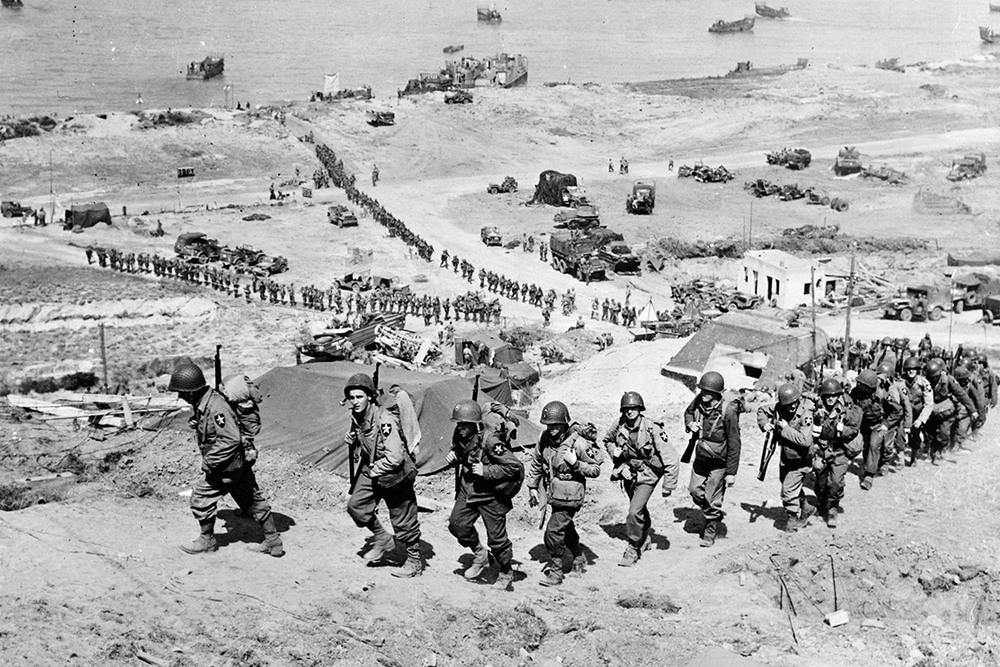 Bunker Hill, 1944