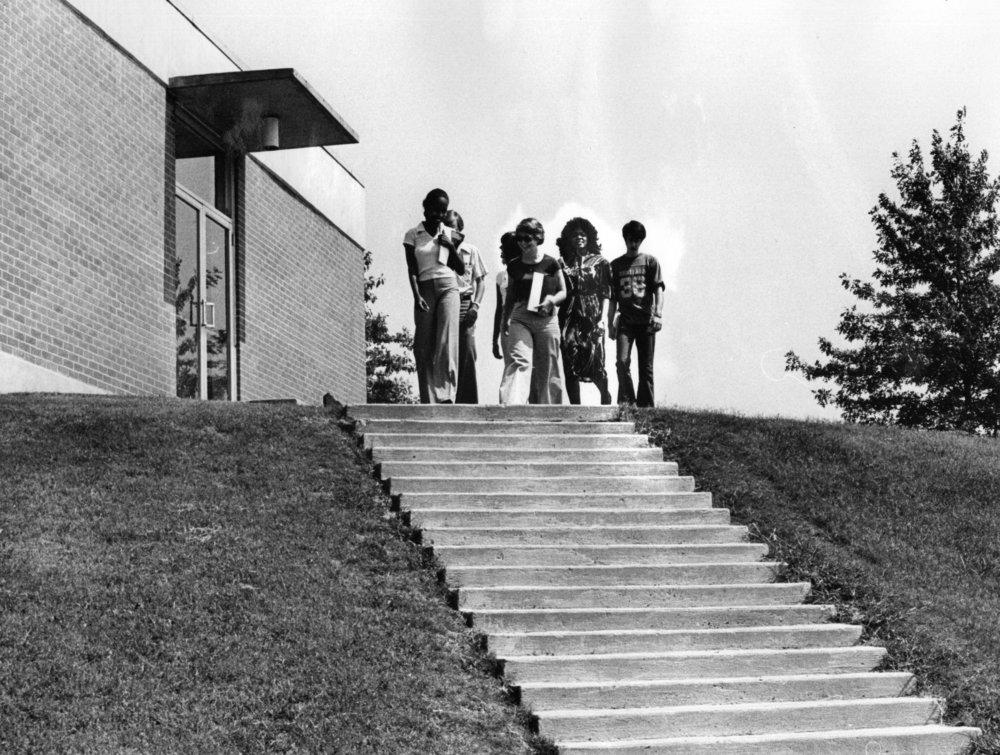 Students, 1960s