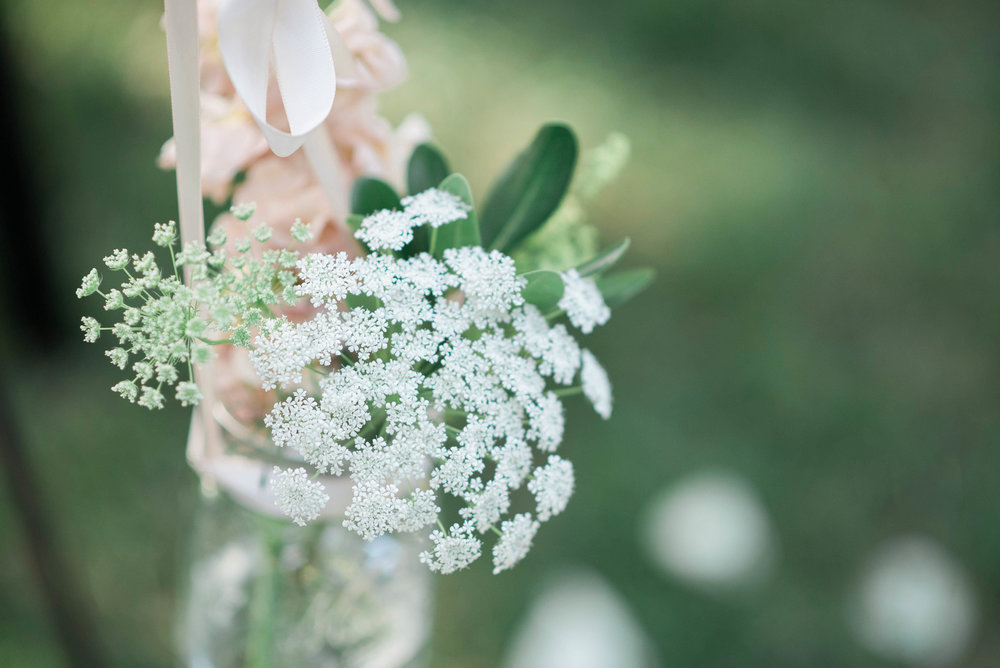wedding baby's breath