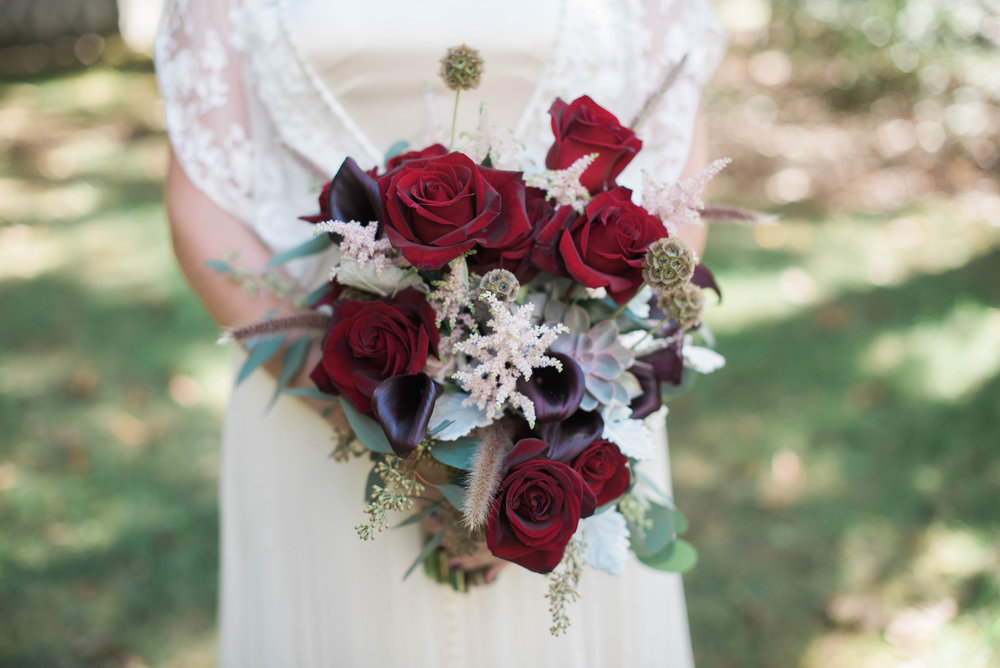 Bridal Bouquet | Maryland, Washington DC, Pennsylvania, Virginia Wedding Photographer | Anne Casey Photography