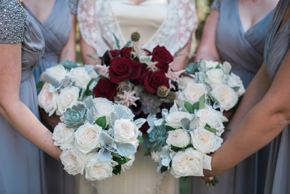 Bridal Bouquets | Maryland, Washington DC, Pennsylvania, Virginia Wedding Photographer | Anne Casey Photography
