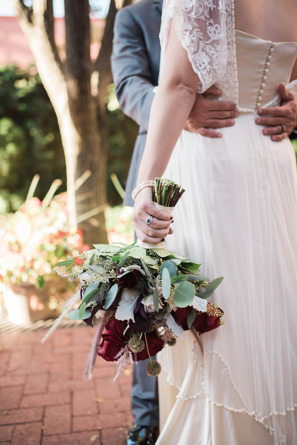 Bridal Bouquet | Groom | Maryland, Washington DC, Pennsylvania, Virginia Wedding Photographer | Anne Casey Photography