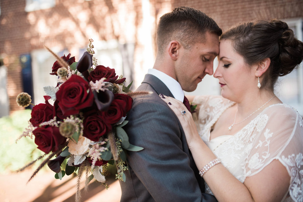 Bride and Groom | Maryland, Washington DC, Pennsylvania, Virginia Wedding Photographer | Anne Casey Photography