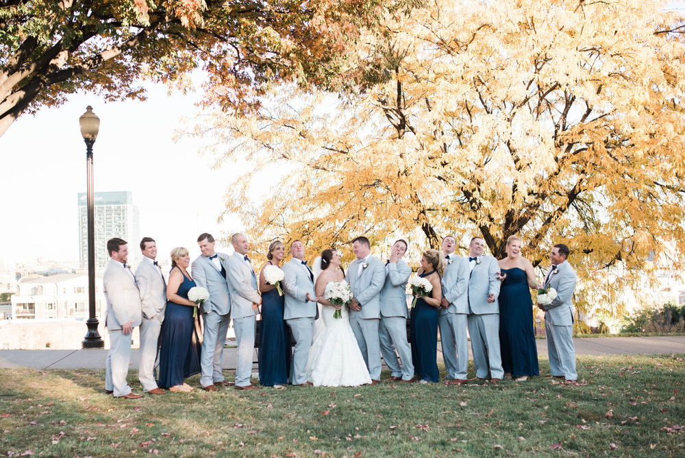 Bridal Party | Maryland, Washington DC, Pennsylvania, Virginia Wedding Photographer | Anne Casey Photography