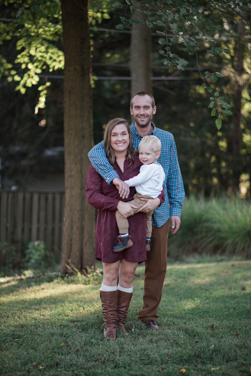 Parents and Son | Family Photography | Maryland, Washington DC, Pennsylvania, Virginia Portrait Photographer | Anne Casey Photography