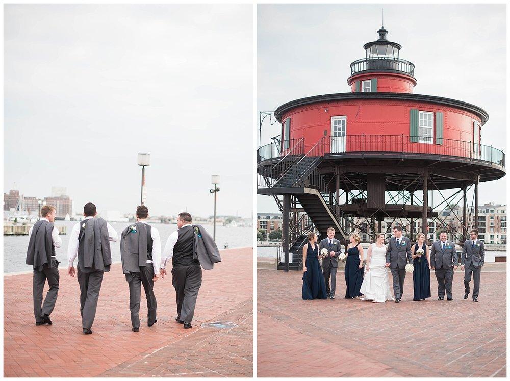 inner harbor wedding