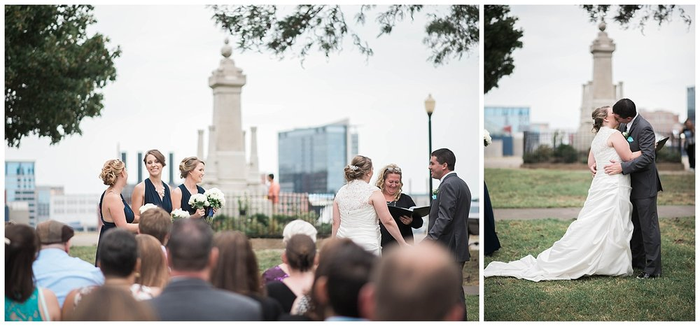 inner harbor wedding