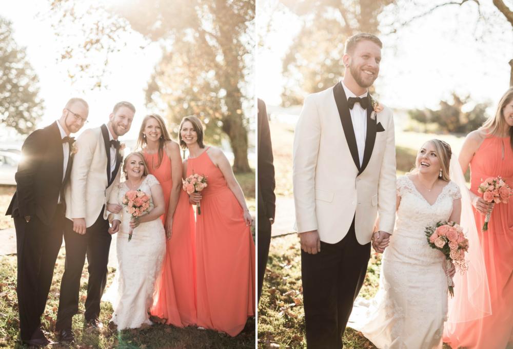 Saint Marys  Church Wedding Bridal Portraits
