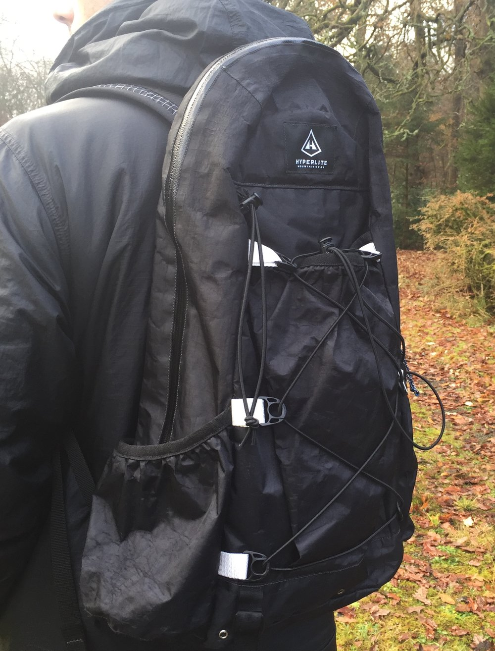 The Daybreak Backpack from Hyperlite Mountain Gear