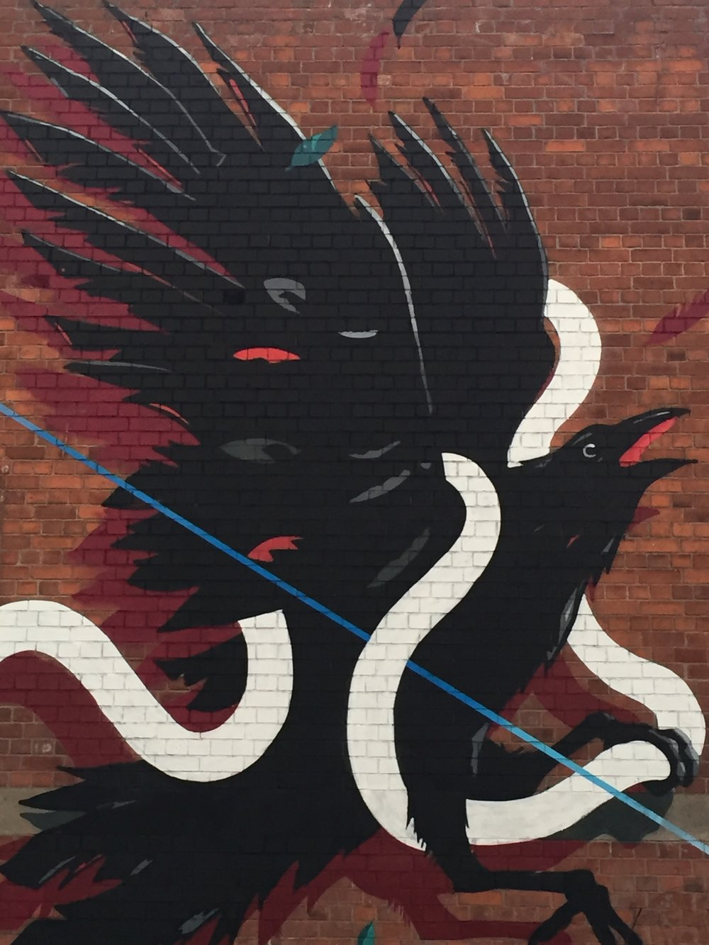 Street Art Belfast (Impressionistic)