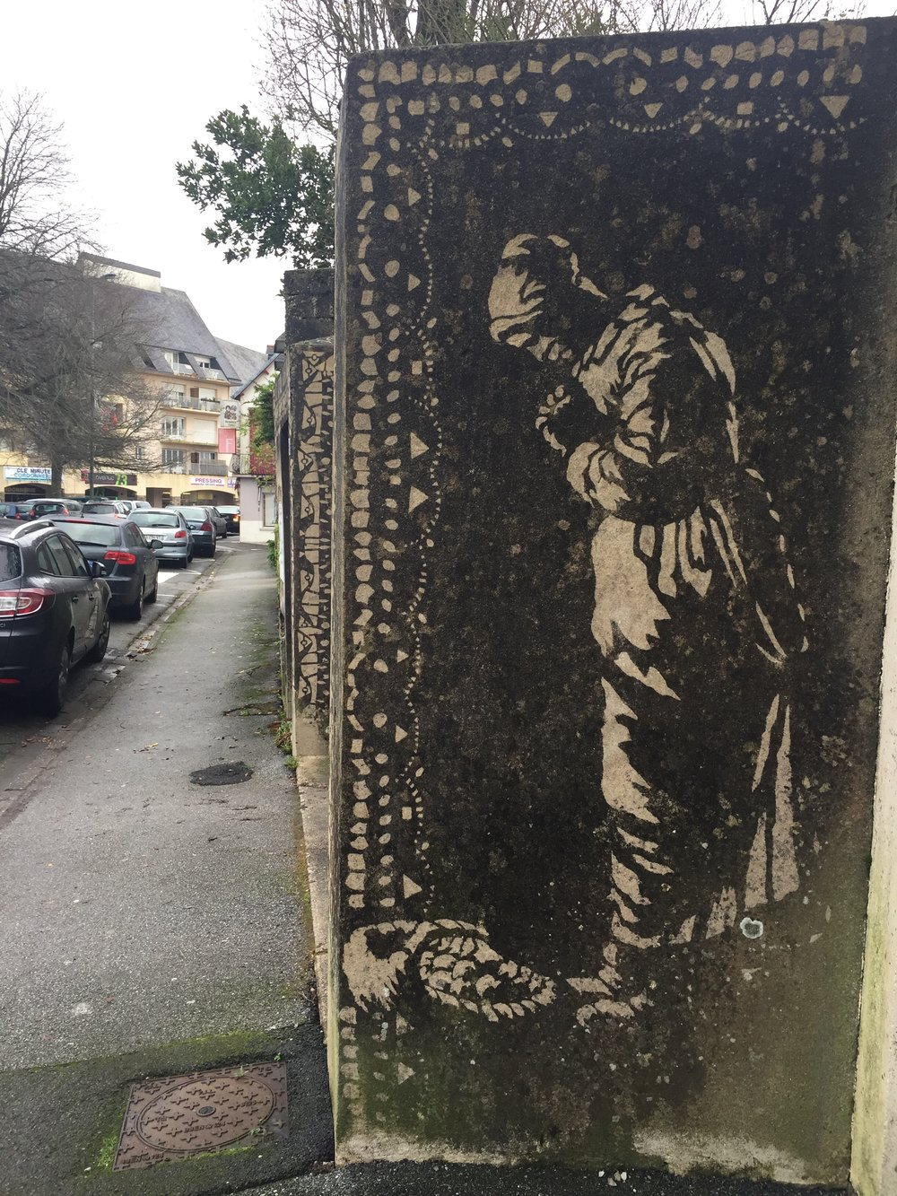 Street Art Carhaix France