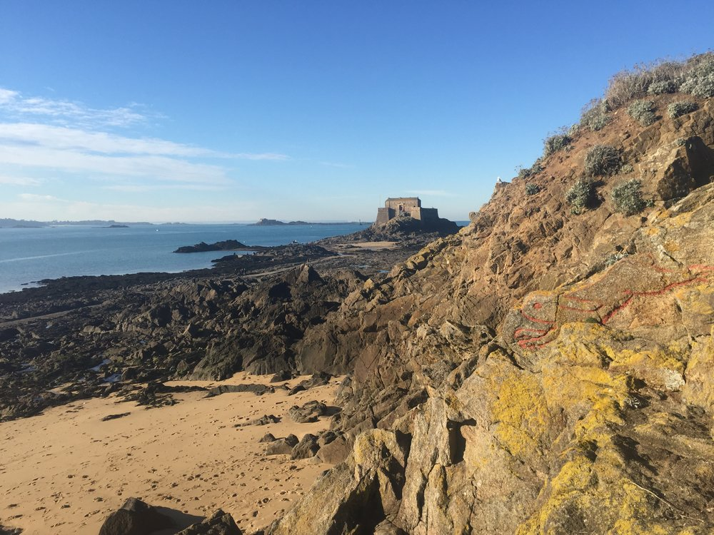 Travel Highlight Saint Malo, Brittany, France