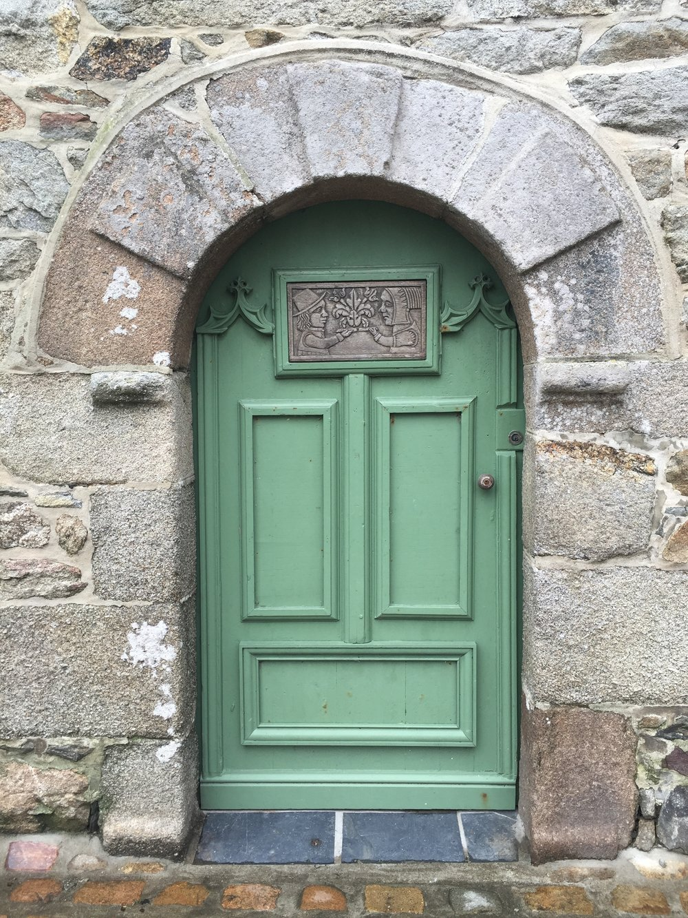 Green Door, Roscoff