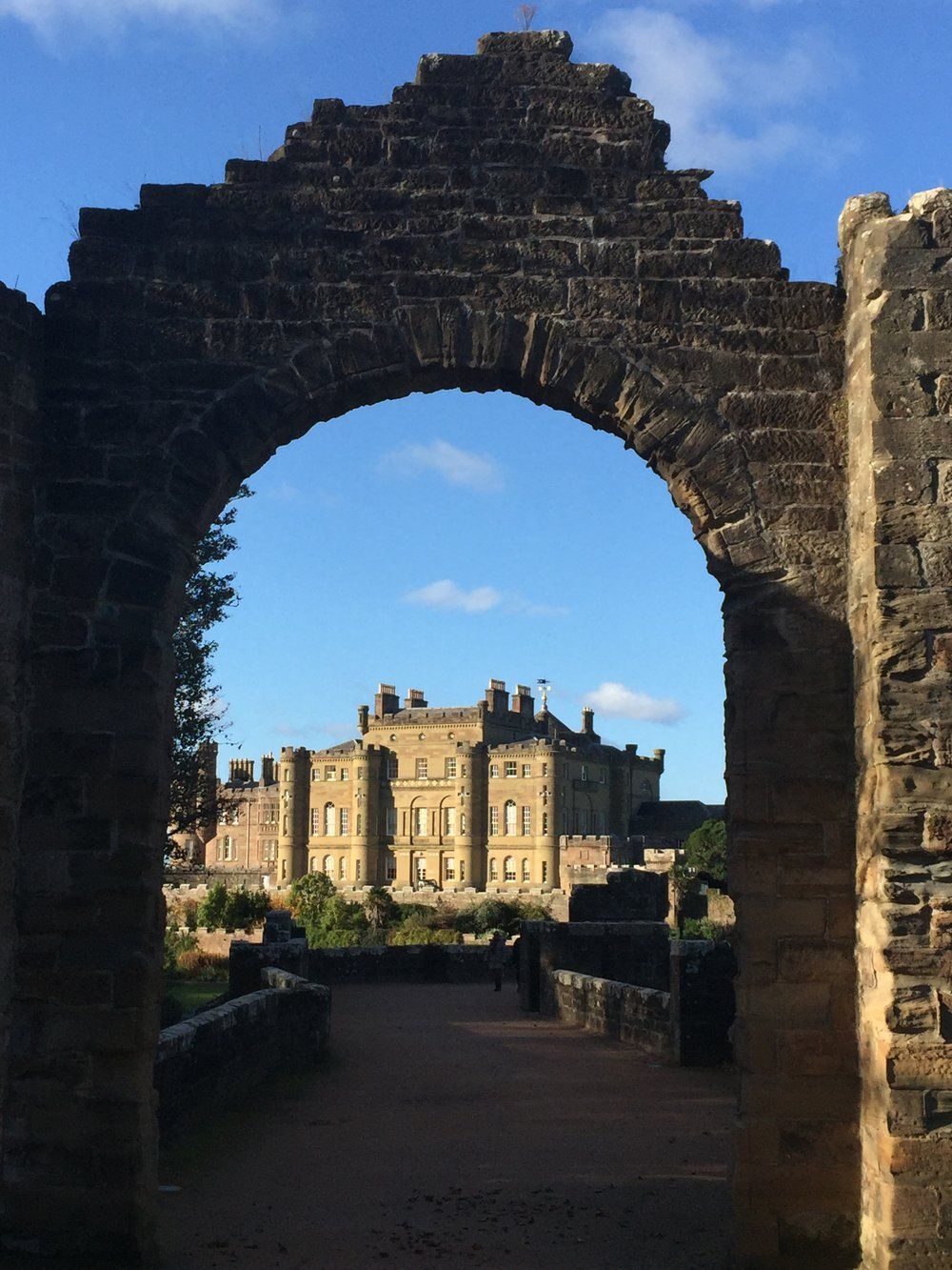 Culzean Castle, Ayreshire, Scotland