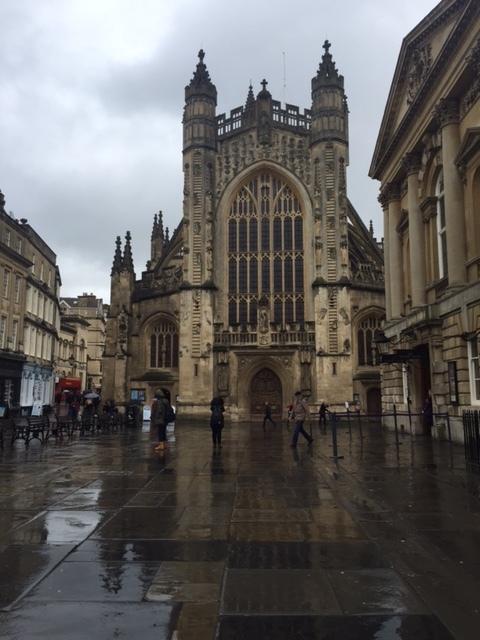 Your Free Bath Tour Starts Here (rain or shine)