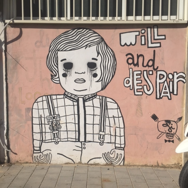Street Art Tel Aviv: Who needs a gallery or museum when you have Tel Aviv?