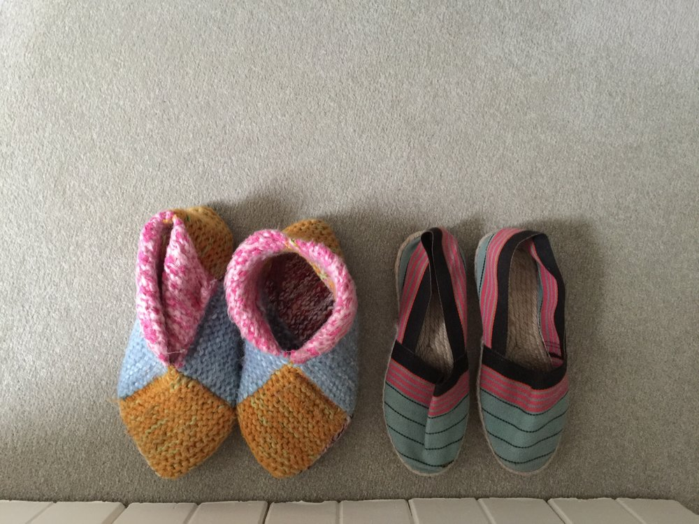 Travel Splurge - Slippers