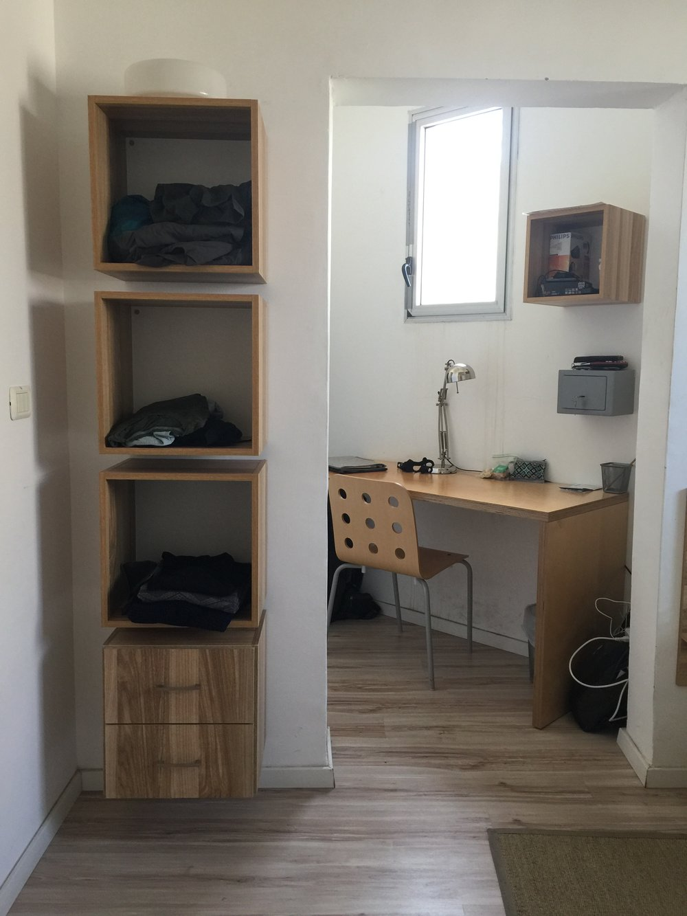 G38 Boutique Apartments Israel Desk